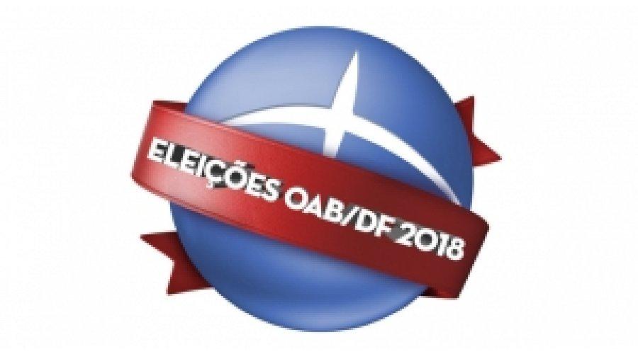 9e20eda342e9f Eleições da OAB DF serão realizadas no dia 29 de novembro - Justiça ...